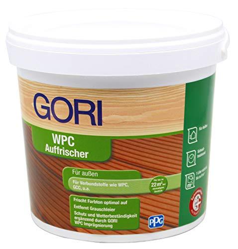GORI WPC AUFFRISCHER - 2.5 LTR