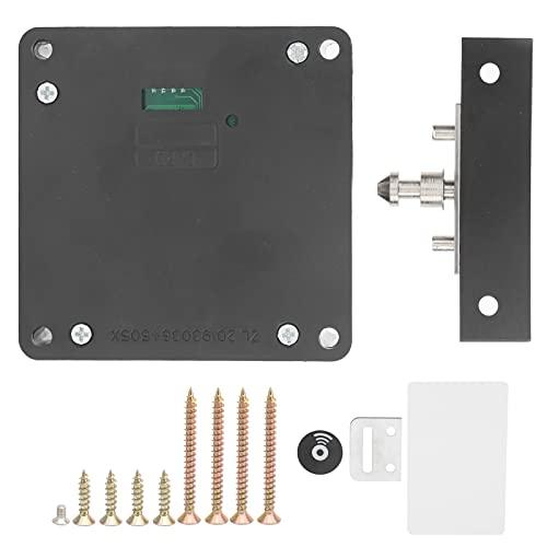 Bloqueo de cajón Blutooth, compatible con bloqueo remoto del gabinete, bloqueo oscuro invisible, operación simple con bloqueo de inducción inteligente para sistemas de seguridad del hogar