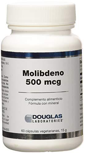 Douglas Laboratories Molibdeno - 500 mcg, 60 caps