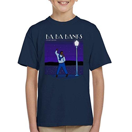 Fresh Prince of Bel Air La La Land Carlton Banks Mix Kid's T-Shirt
