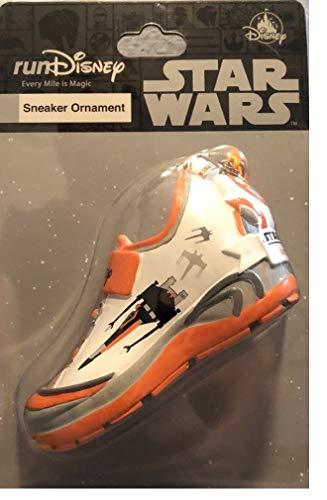 Ornament Star Wars (Rebels- BB-8) 2018 RunDisney Sneaker Sealed New