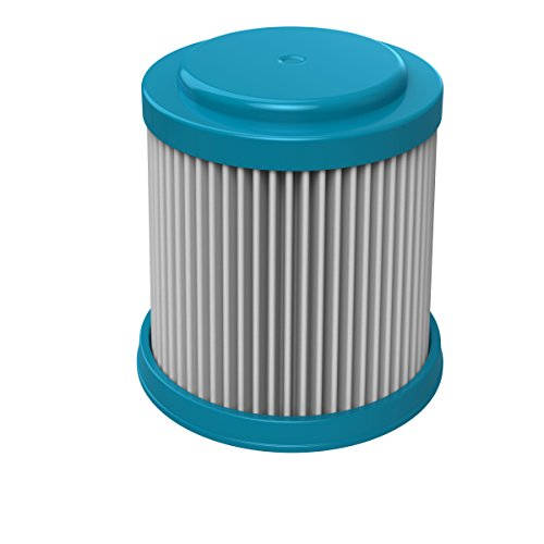 BLACK+DECKER Filtre de remplacement pour aspirateur balais, Facile à installer et Filtration haute performance, Pour FEJ520JF, SVJ520BFS, 8,2 x 8 x 7,8cm, VPFE20-XJ