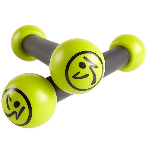 Zumba Fitness Equipment Toning Sticks 1 LB, A0P00115