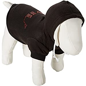 Mirage Pet Products 10-Inch Evil Hoodies, Small, Black