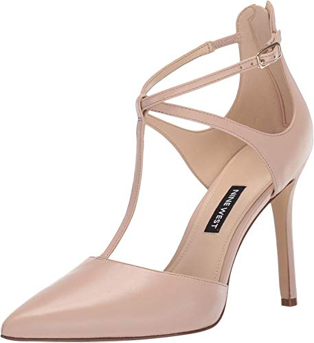 NINE WEST Teresa Blush 9.5