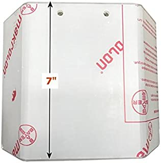 Drill Press Guard Lexan Replacement Shield for DPG-ES1