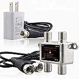 41t+HW1eVBL. SL160  - Boost Tv Antenna Signal Aluminum Foil