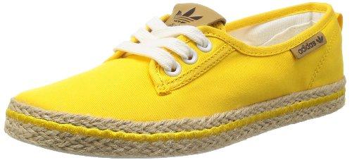 adidas Adidas Honey Plimsole Espadrille, Damen Sneaker Gelb gelb