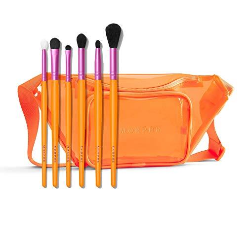 Morphe Brush Set With Bag VIP Sweep 6 Piece Set