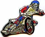 Speedway Spilla Speedway Lang Ferroviario Erba Bahn Motiv LUK