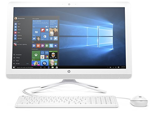 "HP V8N99AAR#ABA All-in-One Computer - 24 g016 Pentium J3710 8 GB RAM 1 TB HDD 24"" Desktop Refurbished Windows 10 Intel HD Graphics 405 DVD Writer Wireless LAN Bluetooth (Certified Refurbished)"