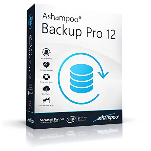 Ashampoo Backup Pro 12 WINDOWS (Product Keycard ohne Datenträger)u