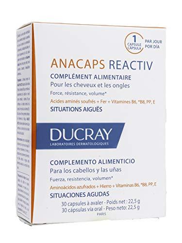DUCRAY ANACAPS Cabello y Uñas 30 cápsulas