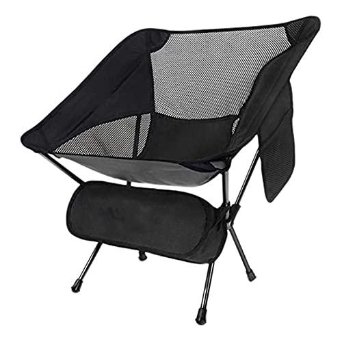 CUHAWUDBA Camping Stuhl Ultraleichte...