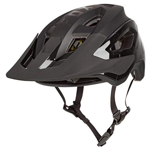 FOX Enduro MTB-Helm Speedframe Pro Schwarz Gr. M