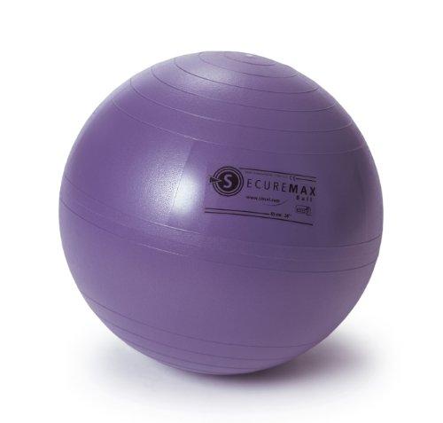 SISSEL Securemax Ball, lila 75 cm