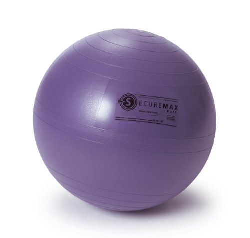 SISSEL Securemax Ball, lila 65 cm