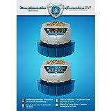Geldzählmaschine Securina24 SR1200 – Münzzählmaschine, Münzsortierer - 3