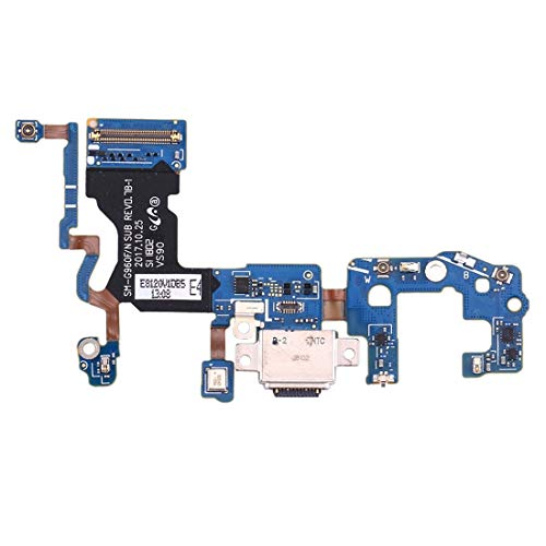 WRHJSAT Charging Port Flex Cable for Galaxy S9 / G960F 1Q