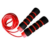 Limm Adjustable Jump Rope Workout - Ideal for All Ages & Skill Levels, Workout and Exercise, Boxing...