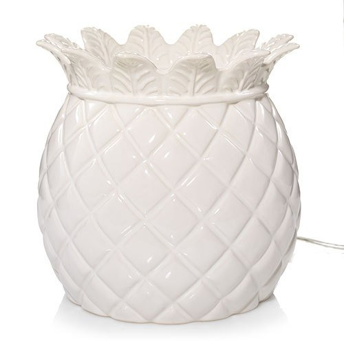 Yankee Candle Scenterpiece Easy MeltCup Warmer with Timer - Pineapple
