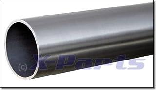 1m Tubo de acero inoxidable 25mm V2A Tubo de escape Down Pipe Pantalones Tubo wastegate