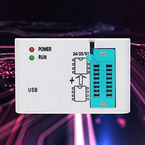 Soporte de Programador, EZP2019 Semiconductors Flash Programmer, Interfaz USB 2.0 BIOS Chip para firmware de Dispositivo de programación de Software para PC