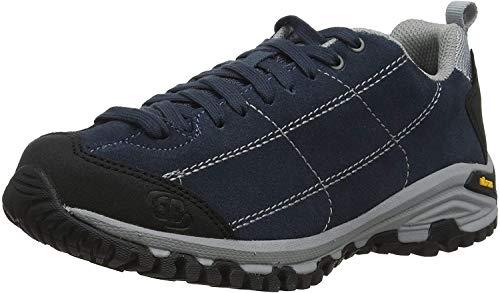 Bruetting Mount Gimie, Zapatos de Low Rise Senderismo Hombre, Azul (Marine Marine), 42 EU