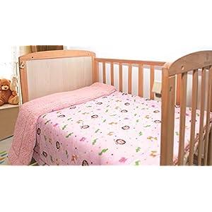 Bedding Haus Kids Throw Blanket – Super Plush Soft Warm Blanket Sherpa Backing – 40″ x 50″ – Blanket for Kids Toddlers Baby Boys Girls – Multicolor – Fun Prints