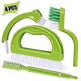 Reastar Tile Joint Brush 4PCS Grout Brushes Tile Cleaner Brush - for Bathroom