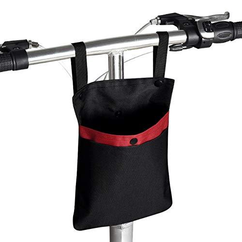 Bosixty Vélo Étanche Sac De Rangement Avant Vélo Panier Vélo Téléphone Mobile Tasse d'eau Sacs De Rangement pour Moto Sacs De Véhicules Électriques