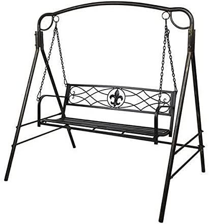 LCSA Porch Branded goods Swing Free shipping New Chair Hanging Bench