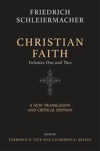 Christian Faith (Two-Volume Set): A New Translation and Critical Edition