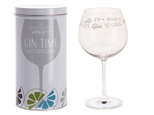 Dartington Crystal Gin Time Ballonglas –