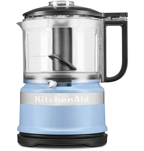 KitchenAid KFC3516VB 3.5 Cup Food Chopper, Blue Velvet