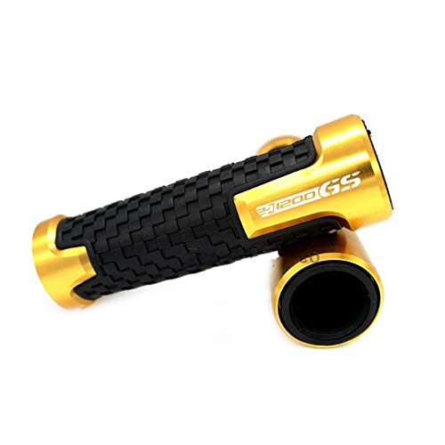 Empuñaduras de Manillar de Motocicleta Manillar para B-M&W R1200GS LC R1200 GS GSA para Aventura Accesorios para Motocicletas de Aventuras 7/8'22 mm Publicanos de Manillar Mango Grip Protector Handle