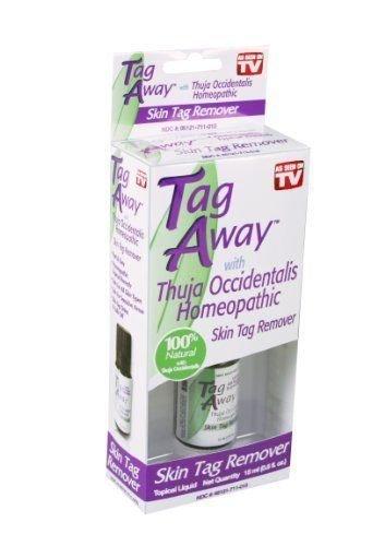 Tag Away Skin Removal, 10mL (0.34 fl. oz.)