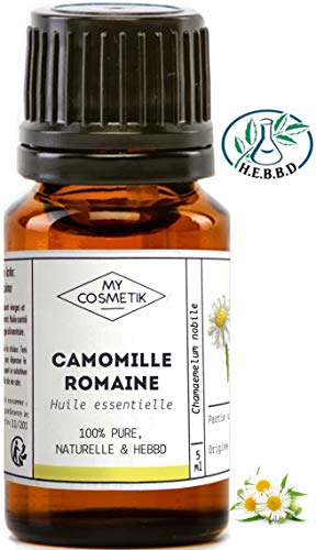 Huile essentielle de Camomille Romaine (Noble) - MyCosmetik- 10 ml