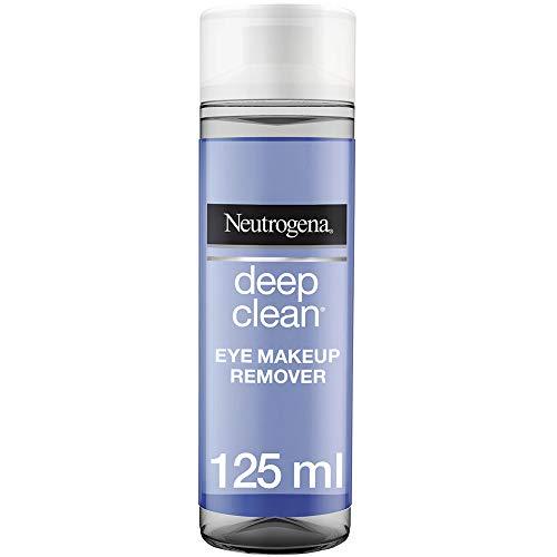 NEUTROGENA Unisex DESMAQUILLANTE DEEP BLEAN Make-UP Remover 125UN, Negro, Standard