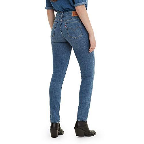Levi's Women's 711 Skinny Jeans, Indigo Rays, 24 (US 00) M