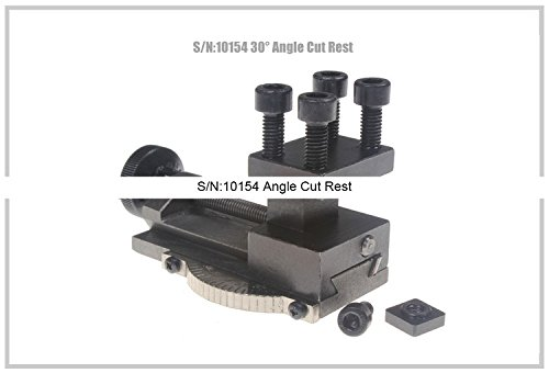Buy Bargain S/N:10154 Angle Cut Rest/SIEG C0 Angle cut rest