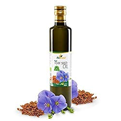 Pure Certified Organic Flax Seed Oil The oil does not contain any artificial preservatives or artificial colours Suitable for Vegetarians and Vegans Extraction Method: Cold pressed - Unrefined Richest sources of omega-3 unsaturated fatty acids