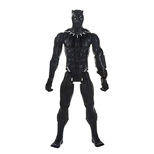 GXHLLYZY Marvel Avengers Endgame Titan Hero Series Black Pan