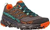LA SPORTIVA Akyra Woman, Zapatillas de Mountain Running Mujer, Clay/Celery, 37 EU