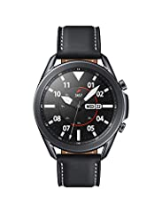 Galaxy Watch3 combines powerful technology with a premium, customizable design so you can manage the day-today from your wrist, beautifully. Keep an eye on wellness with advanced health monitoring, and go for days without charging. Keep an eye on you...