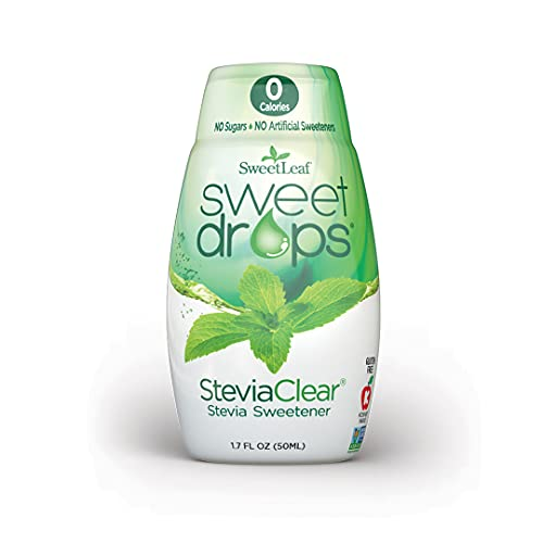SweetLeaf Sweet Drops Liquid Stevia Sweetener