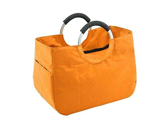 CHIC to GO Thermo-Einkaufstasche, orange