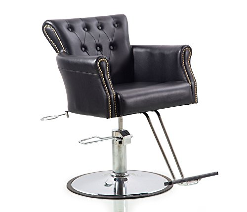 Shengyu Black Hydraulic Lash Chair