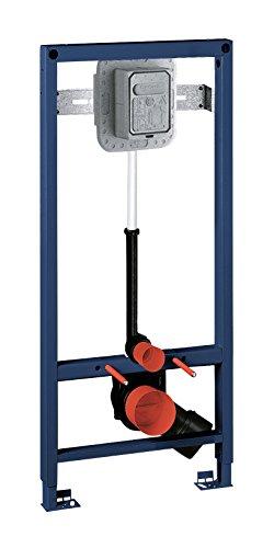 GROHE Rapid SL | Installationssystem - für Wand-WC | Druckspüler mit Hand.-/elektr. Betätigung, 1.13m | 38519001