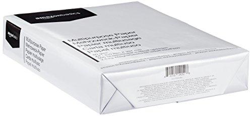 Samsung MLT-D111S Schwarz Original Toner und Bildtrommel & Amazon Basics - Druckerpapier, 5x500 Blatt